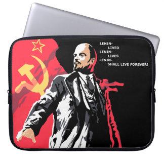 Lenin Lives! Laptop sleeve