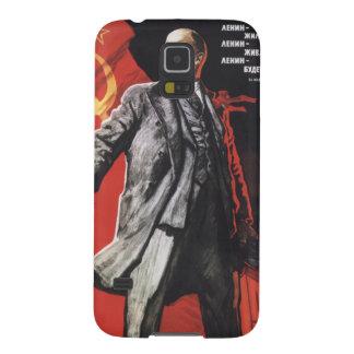 Lenin para siempre funda para galaxy s5