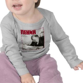 Lenin Camisetas