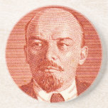 Lenin Red Coasters