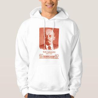 Lenin Red Hoodie