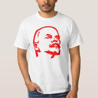 Lenin rojo polera