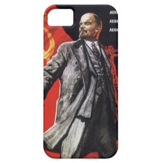 Lenin - Russian Communist iPhone 5 Case