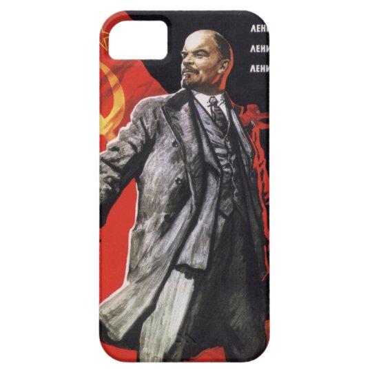 Lenin - Russian Communist iPhone SE/5/5s Case