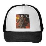 Lenin vivió las vidas de Obama Gorros