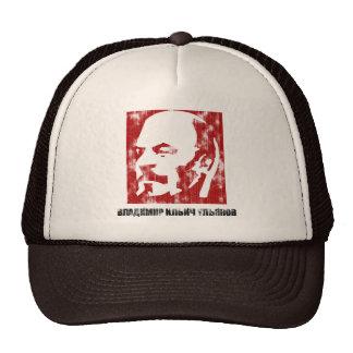 Lenin (worn look) trucker hat