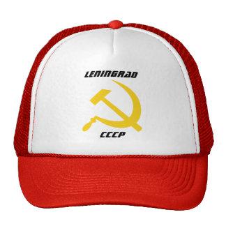 Leningrad, CCCP, St Petersburg, Rusia Gorras