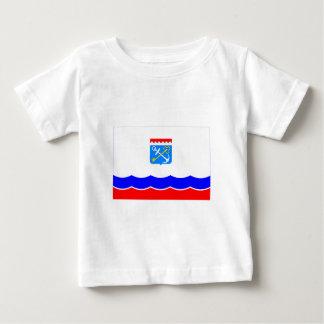 Leningrad Oblast Flag Tee Shirt