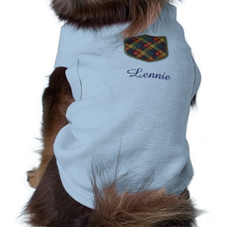 Lennie clan Plaid Scottish kilt tartan T-Shirt