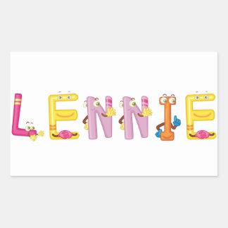 Lennie Sticker