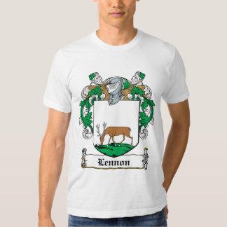 Lennon Family Crest Tshirts