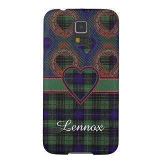 Lennox clan Plaid Scottish tartan Case For Galaxy S5