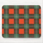 Lennox clan Plaid Scottish tartan Mouse Pad
