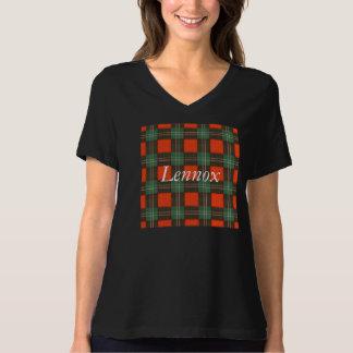 Lennox clan Plaid Scottish tartan T-Shirt