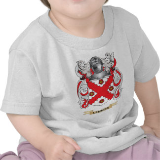 Lennox Coat of Arms Family Crest Shirts