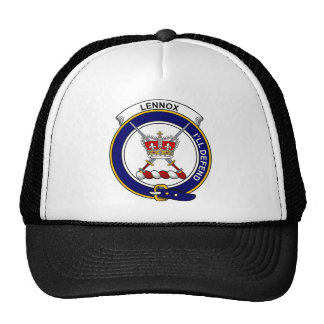 Lennox (of Kincaid) Clan Badge Mesh Hats