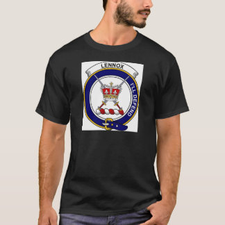Lennox (of Kincaid) Clan Badge T-Shirt