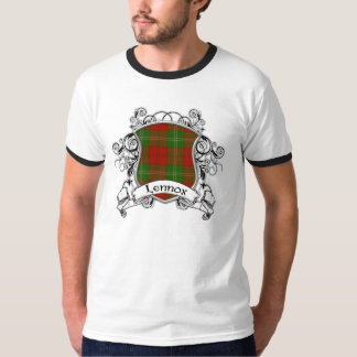 Lennox Tartan Shield T-Shirt