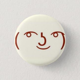 Lenny ( ͡° ͜ʖ ͡°) pinback button