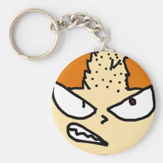 Lenny Face Keychain
