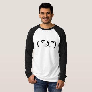 Lenny Face Meme T-Shirt