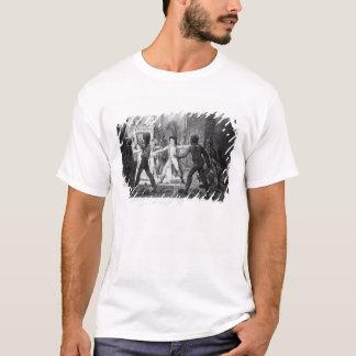 Lenoir opposing the destruction of royal tombs T-Shirt