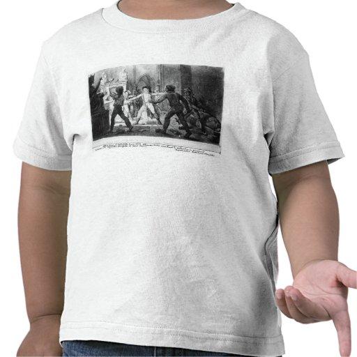 Lenoir opposing the destruction of royal tombs shirt