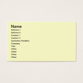 Lenora Business Card