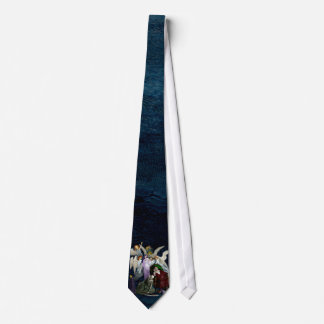 Lenore among the Angels. Neck Tie