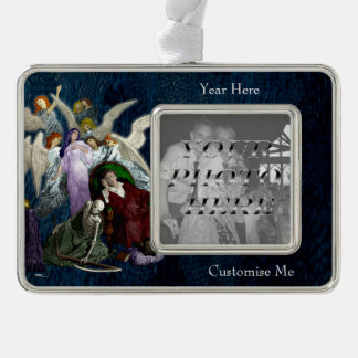 Lenore among the Angels. Ornament