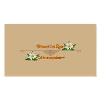 Lenormand Business Card