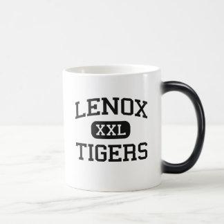 Lenox - Tigers - Lenox High School - Lenox Iowa Mug