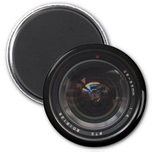 Lens1 Refrigerator Magnets