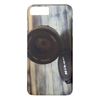 Lens of camera and cap iPhone 8 plus/7 plus case