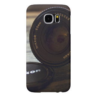 Lens of camera and cap samsung galaxy s6 cases