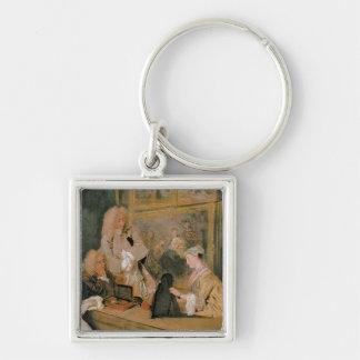 L'Enseigne de Gersaint, 1720 Keychain