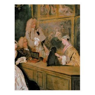 L'Enseigne de Gersaint, 1720 Post Cards
