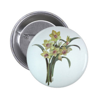 Lent Lily Pin