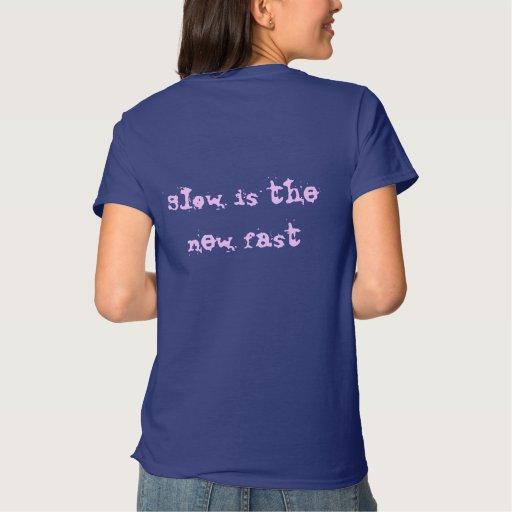 Lenta es la nueva camisa rápida
