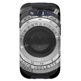 Lente de cámara del vintage galaxy SIII protector