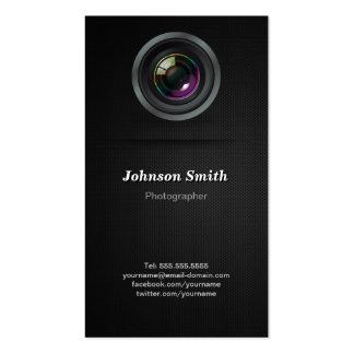 Lente de cámara - muestre su mejor foto en la part tarjeta de negocio