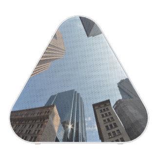 lente del Pescado-ojo del edificio, Boston, los Altavoz Bluetooth