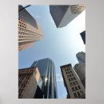 lente del Pescado-ojo del edificio, Boston, los E. Impresiones