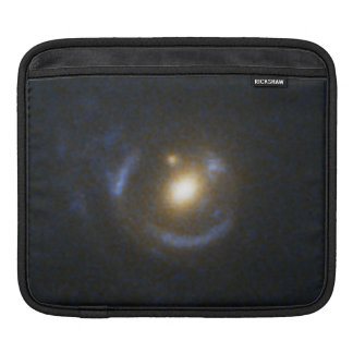 Lente gravitacional del anillo de Einstein Funda Para iPads