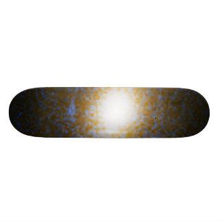 Lente gravitacional del anillo de Einstein Tabla De Skate