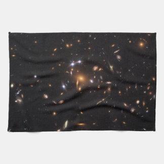 Lente gravitacional toallas de cocina