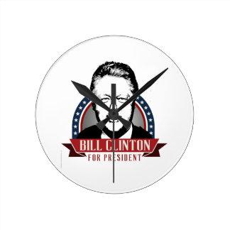 LENTEJUELA DE BILL CLINTON 2016 - .PNG RELOJES