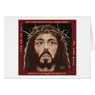 Lenten Reflection card