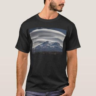 LENTICULAR ABOVE MT SHASTA #3 T-Shirt
