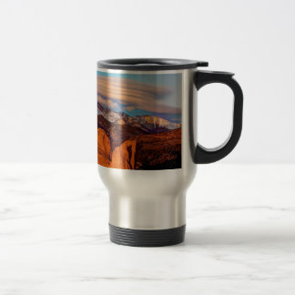 Lenticular Cloud Travel Mug